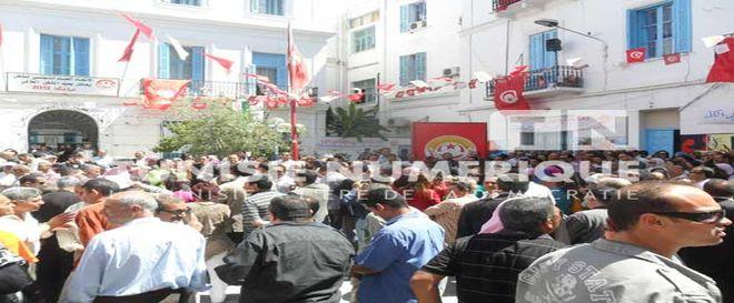 Vidéo- Reportage-photos / Tunisie: Grève réussie des enseignants des écoles primaires