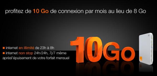 orange augmente le volume de connexion de son forfait flybox 10go sans changement de prix. Black Bedroom Furniture Sets. Home Design Ideas