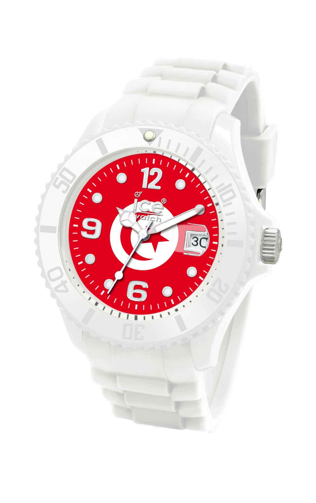 marque horlogère belge « ICE-WATCH » finalement en Tunisie