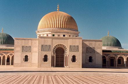 Tunisie: Un salafiste saccage le mausolée de Bourguiba à Monastir