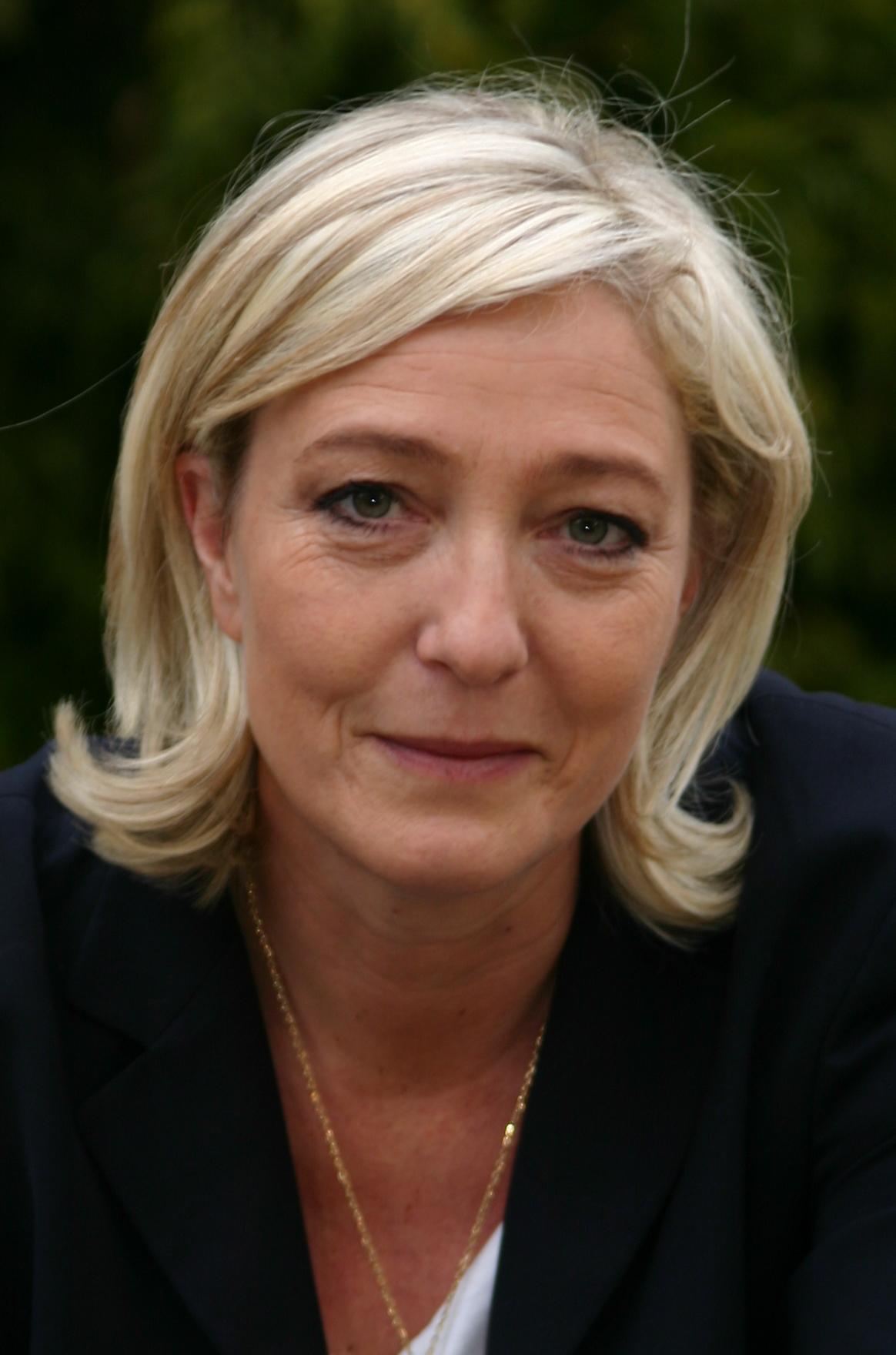"""Marine Le Pen: """" Le printemps arabe s'est mué en hiver ..."""