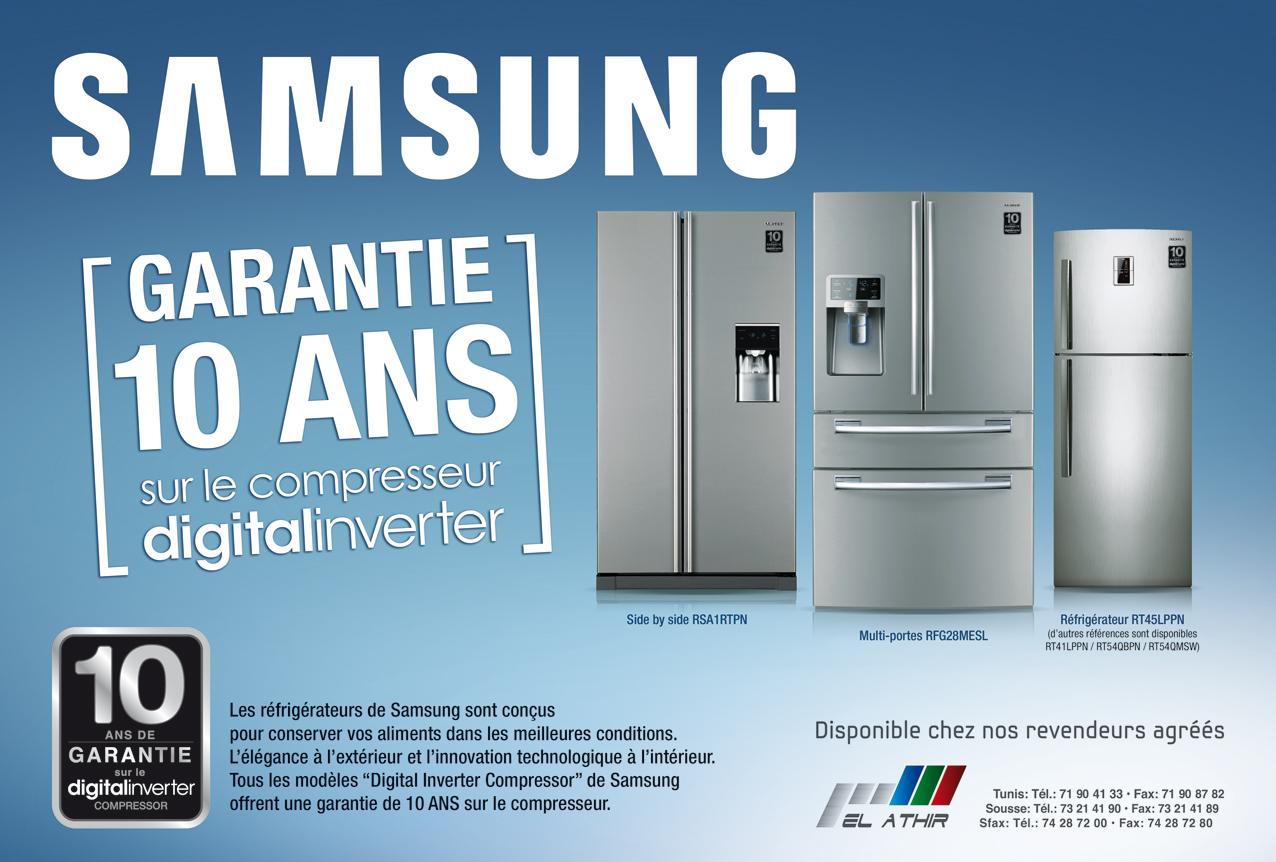 Produit Contre L Humidité Tunisie la nouvelle gamme de réfrigérateurs dic de samsung : un