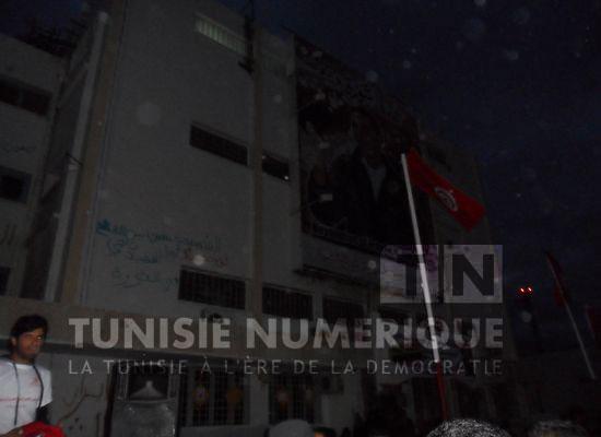 date révolution tunisie