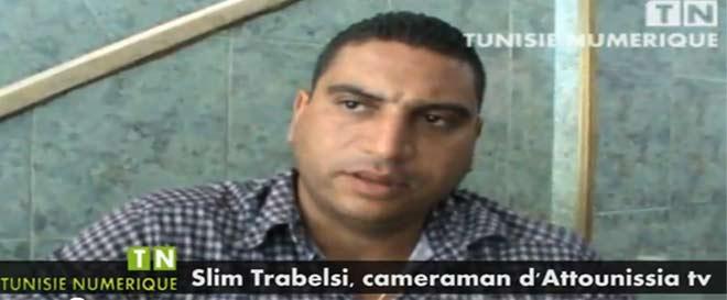 Tunisie-Vidéo : Un cameraman d'Attounisia victime d'une agression et d'un vol de la part de quatre délinquants