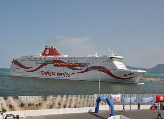 bateau tunisie tanit
