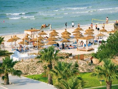 Tunisie recettes touristiques en regression part 80284 - Office du tourisme de tunisie ...
