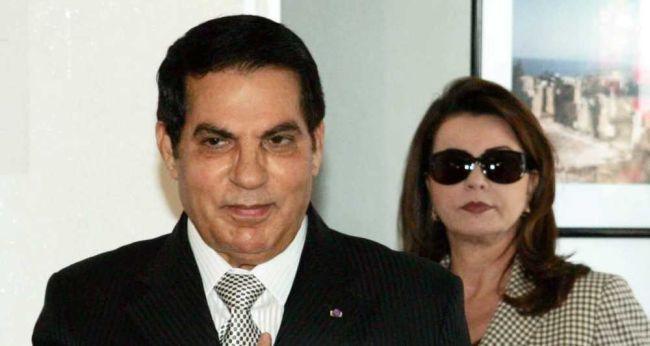Le Qatar a accepté de geler les avoirs de l'ancien Président tunisien Zine El Abidine Ben Ali et de sa famille, a annoncé mardi le ministère tunisien de la ... - Zine-El-Abidine-Ben-Ali-Leila-Trabelsi1
