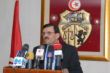 """Ali Laarayedh: """"Une vision politique claire réduit les tensions"""""""