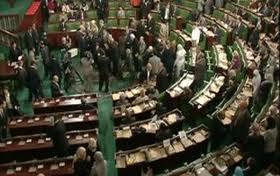 Tunisie – ANC : L'opposition arrive à bloquer l'assemblée !