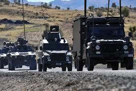 Tunisie – Groupe terroriste de 40 hommes, retranché dans Djebel Chaâmbi