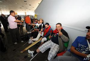 A roport tunis carthage arriv e de bless s de guerre - Office de l aviation civile et des aeroports tunisie ...
