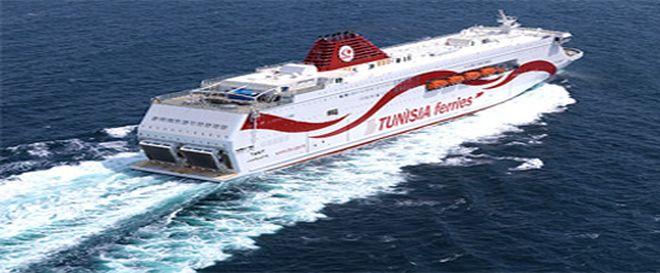 tunisie la compagnie tunisienne de navigation activit en forte augmentation part 136006. Black Bedroom Furniture Sets. Home Design Ideas