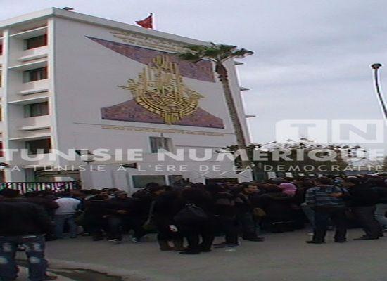 Tunisie: Les docteurs chômeurs menacent d'une grève de la faim
