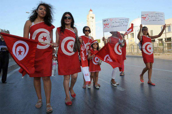 Rencontre des femmes tunisie