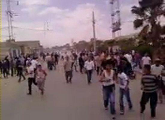 Tunisie: Une dizaine de blessés dans de violents affrontements à Fériana
