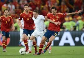 L'Espagne élimine la France en quart de finale de l'Euro 2012
