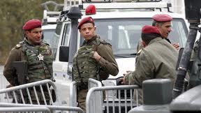 """Tunisie: Le porte parole de la garde nationale : """" Aucun membre du groupe armé a Feriana n'a été arrêté"""""""
