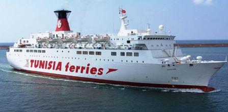 Tunisie – CTN : Appel d'offres pour la vente de Ferry « Al Habib »