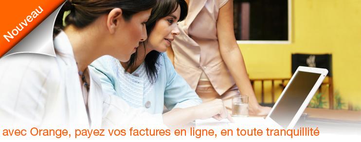 orange tunisie lance le service de payement de factures en ligne. Black Bedroom Furniture Sets. Home Design Ideas