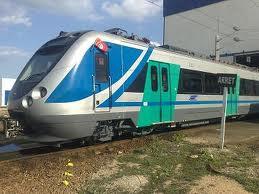 Tunis: Les trains électriques entrent en circulation sur la ligne de la banlieue sud