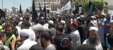 Tunisie – Ennahdha organise la «deuxième mi-temps» du match des manifestations