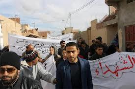 Tunisie – Semaine de la colère à Kasserine