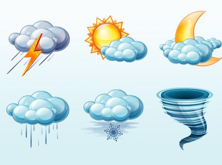 Tunisie : Prévisions météo : Temps partiellement nuageux sur l'ensemble du pays