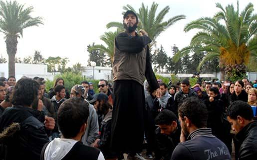 Tunisie – Universités : Les salafistes font la loi ! Et leur loi interdit le Harlem Shake