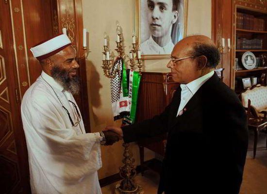 """""""Moncef Marzouki est aussi un salafiste"""", selon Khamis Mejri"""