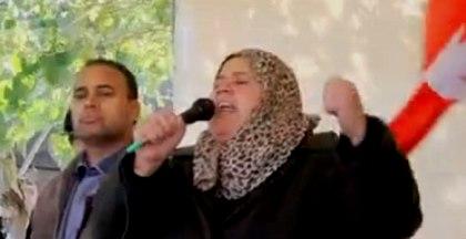 Tunisie veuve brahmi ghannouchi se cache derri re la for Mohamed mbarki