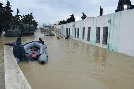 Tunisie – Medjez El Bab: Situation critique suite aux dernières pluies