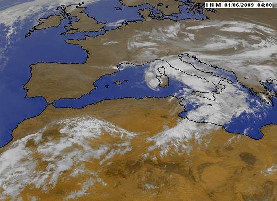 Tunisie : Les prévisions météo pour le week-end