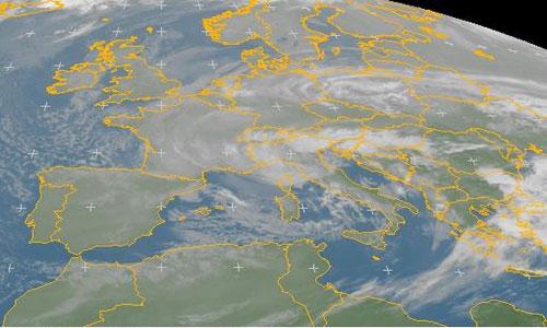 Météo: Vents forts et pluies orageuses pour la journée du dimanche 20 mai