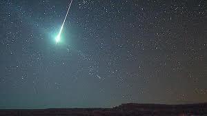 meteorite ciel
