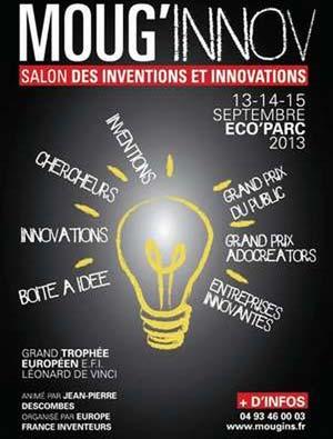 La tunisie obtient deux m dailles au salon des inventions - Salon de l invention ...
