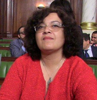 """Tunisie: Nadia Chaabane, """"que font 30 ministres ici, alors que le pays va droit dans le mur ?"""""""