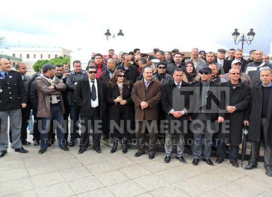 La justice poursuivra les organisateurs du sit-in des agents de l'ordre à La Kasbah