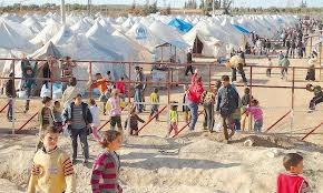 Crise syrienne: La Jordanie dépassée par le flux des réfugiés