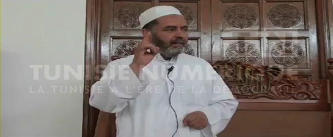 Vidéo / Tunisie-exclusif: Khatib Boukhari Idrissi intervient pour reporter la confrontation entre Cheikh Selmi et Abou Ayoub