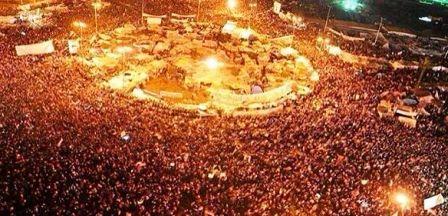 Egypte (Vidéo) – Des policiers rejoignent les 17 millions d'égyptiens qui crient à Morsi « Dégage » !