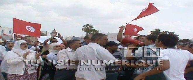 Tunisie: Takbeer à La Kasbah après l'appel de Habib Louz à combattre les médias
