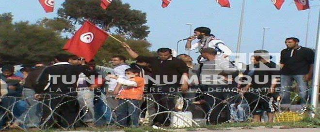Tunisie: Le personnel de la télévision menace de déclencher une grève générale si le sit-in n'est pas levé
