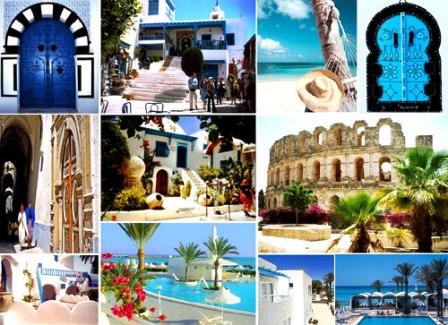 Tunisie baisse des entr es touristiques de 3 7 part for Lieux touristiques france